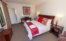 Acacia Lodge Bloemfontein Luxury Room